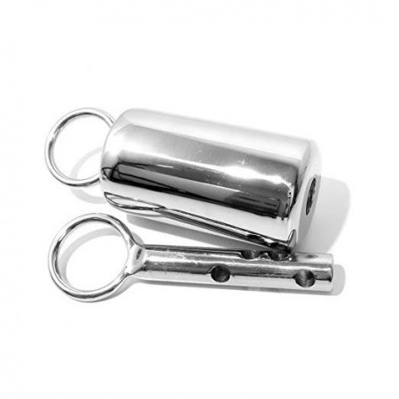 Rouge Stainless Steel Ice Lock
