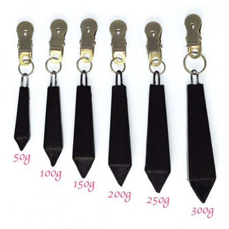 Long Nipple Clamps With Weight 100g